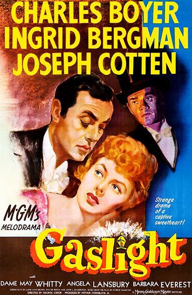Gaslight 1944 Movie_Poster