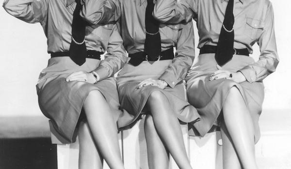 andrew sisters 1940s radio, 1940s music