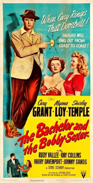 The Bachelor and the Bobby-Soxer film